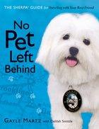 No Pet Left Behind eBook