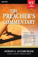 Matthew (#24 in Preacher's Commentary Series) eBook