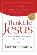 Think Like Jesus eBook