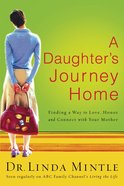 A Daughter's Journey Home eBook
