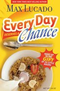 Every Day Deserves a Chance eBook