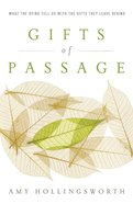 Gifts of Passage eBook
