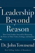 Leadership Beyond Reason eBook