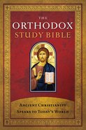 NKJV Orthodox Study Bible