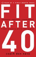 Fit After 40 eBook