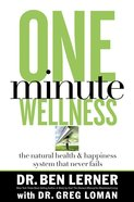 One Minute Wellness eBook
