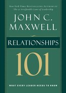 Relationships 101 eBook
