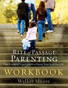 Rite of Passage Parenting Workbook eBook