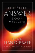 The Bible Answer Book (Volume 2)