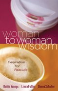 Woman to Woman Wisdom eBook