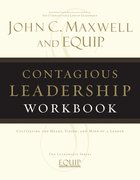 Contagious Leadership Workbook eBook