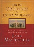 From Ordinary to Extraordinary eBook