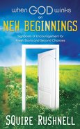 When God Winks on New Beginnings eBook