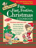 Busy People's Fun Fast Festive Christmas Cookbook (101 Questions About The Bible Kingstone Comics Series) eBook