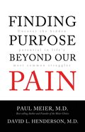 Finding Purpose Beyond Our Pain eBook