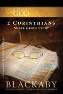 2 Corinthians (Encounters With God Series) eBook