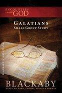 Galatians (Encounters With God Series) eBook