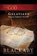 Galatians (Encounters With God Series) eBook