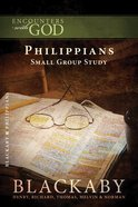 Philippians (Encounters With God Series) eBook