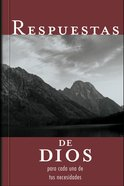 Respuestas De Dios Para Cada Una De Tus Necesidades (Spanish) (Spa) (God's Anwers For Your Every Need) eBook