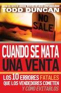 Cuando Se Mata Una Venta (Spa) eBook