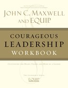 Courageous Leadership Workbook eBook