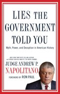Lies the Government Told You eBook