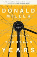 A Million Miles in a Thousand Years eBook