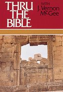 Thru the Bible OT #20: Proverbs (#20 in Thru The Bible Old Testament Series)