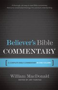 Believer's Bible Commentary eBook