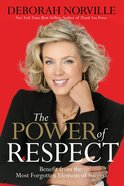 The Power of Respect eBook