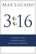 3: 16 - the Number of Hope (A Study For Small Groups)