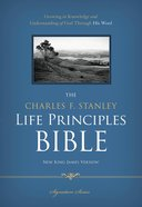 The Charles F. Stanley Life Principles Bible, NKJV eBook