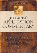 New Testament (Courson's Application Commentary Series) eBook