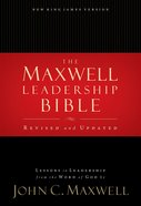 NKJV the Maxwell Leadership Bible eBook