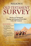 Nelson's Old Testament Survey eBook