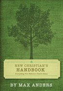 New Christian's Handbook eBook