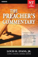 Hebrews (#33 in Preacher's Commentary Series) eBook