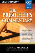Deuteronomy (#05 in Preacher's Commentary Series) eBook