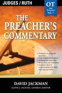 Judges/Ruth (#07 in Preacher's Commentary Series) eBook