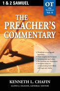 1&2 Samuel (#08 in Preacher's Commentary Series) eBook