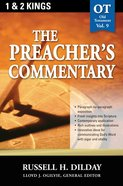 1&2 Kings (#09 in Preacher's Commentary Series) eBook