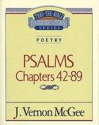 Thru the Bible OT #16: Job (#16 in Thru The Bible Old Testament Series) eBook