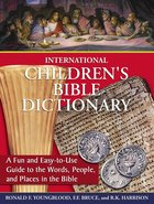 International Children's Bible Dictionary eBook