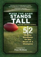 When the Game Stands Tall Movie Devotional eBook