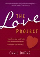 The Love Project eBook