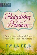 Raindrops From Heaven One Year Devotional eBook