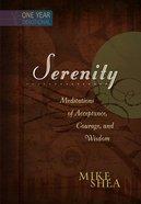 Serenity eBook