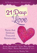 21 Days of Love eBook
