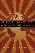 Spiritual Bankruptcy eBook